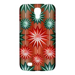 Stars Patterns Christmas Background Seamless Samsung Galaxy Mega 6 3  I9200 Hardshell Case by Nexatart