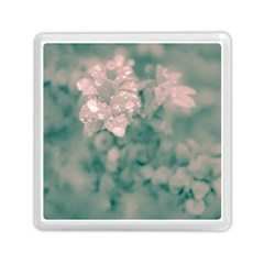 Surreal Floral Memory Card Reader (square)  by dflcprints