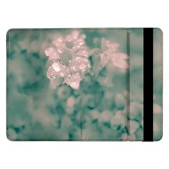 Surreal Floral Samsung Galaxy Tab Pro 12 2  Flip Case by dflcprints