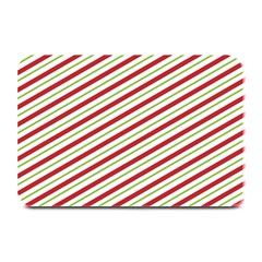 Stripes Striped Design Pattern Plate Mats
