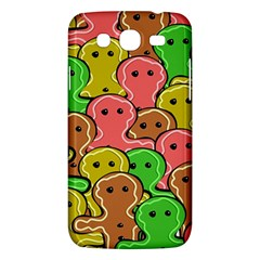 Sweet Dessert Food Gingerbread Men Samsung Galaxy Mega 5 8 I9152 Hardshell Case  by Nexatart