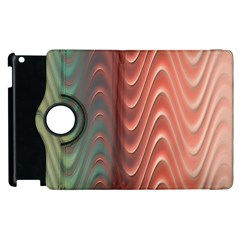 Texture Digital Painting Digital Art Apple Ipad 2 Flip 360 Case by Nexatart