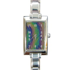 Texture Abstract Background Rectangle Italian Charm Watch by Nexatart