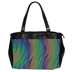 Texture Abstract Background Office Handbags (2 Sides)  by Nexatart