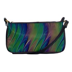 Texture Abstract Background Shoulder Clutch Bags by Nexatart