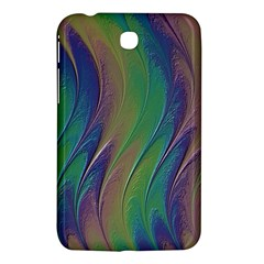 Texture Abstract Background Samsung Galaxy Tab 3 (7 ) P3200 Hardshell Case  by Nexatart