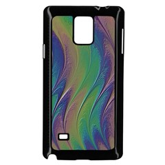 Texture Abstract Background Samsung Galaxy Note 4 Case (black) by Nexatart