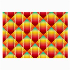 The Colors Of Summer Large Glasses Cloth by Nexatart