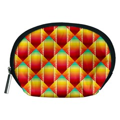 The Colors Of Summer Accessory Pouches (medium)  by Nexatart