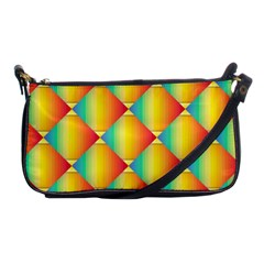 The Colors Of Summer Shoulder Clutch Bags by Nexatart