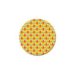 The Colors Of Summer Golf Ball Marker by Nexatart