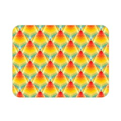 The Colors Of Summer Double Sided Flano Blanket (mini)  by Nexatart