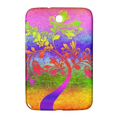 Tree Colorful Mystical Autumn Samsung Galaxy Note 8 0 N5100 Hardshell Case  by Nexatart