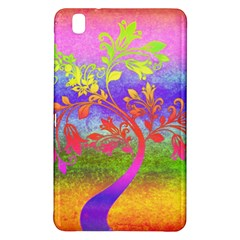 Tree Colorful Mystical Autumn Samsung Galaxy Tab Pro 8 4 Hardshell Case by Nexatart