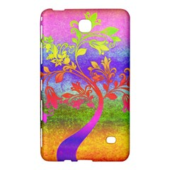 Tree Colorful Mystical Autumn Samsung Galaxy Tab 4 (8 ) Hardshell Case  by Nexatart