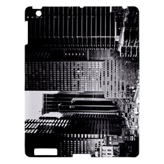 Urban Scene Street Road Busy Cars Apple Ipad 3/4 Hardshell Case by Nexatart