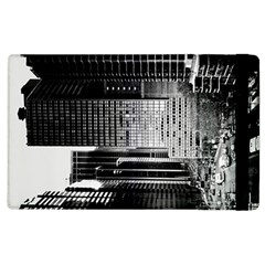 Urban Scene Street Road Busy Cars Apple Ipad 3/4 Flip Case by Nexatart
