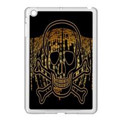 Virus Computer Encryption Trojan Apple Ipad Mini Case (white) by Nexatart
