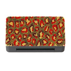 Stylized Background For Scrapbooking Or Other Memory Card Reader With Cf by Nexatart