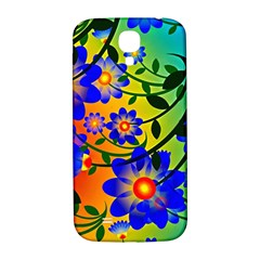 Abstract Background Backdrop Design Samsung Galaxy S4 I9500/i9505  Hardshell Back Case by Amaryn4rt