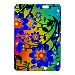 Abstract Background Backdrop Design Kindle Fire Hdx 8 9  Hardshell Case by Amaryn4rt