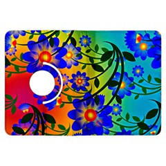 Abstract Background Backdrop Design Kindle Fire Hdx Flip 360 Case by Amaryn4rt