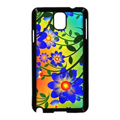 Abstract Background Backdrop Design Samsung Galaxy Note 3 Neo Hardshell Case (black) by Amaryn4rt