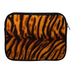Animal Background Cat Cheetah Coat Apple Ipad 2/3/4 Zipper Cases by Amaryn4rt