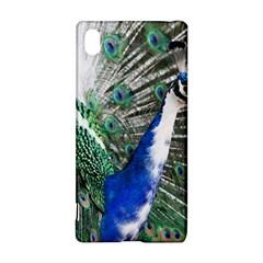 Animal Photography Peacock Bird Sony Xperia Z3+ by Amaryn4rt