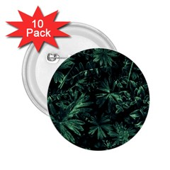Dark Flora Photo 2 25  Buttons (10 Pack)  by dflcprints