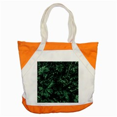 Dark Flora Photo Accent Tote Bag by dflcprints