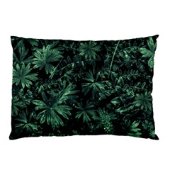 Dark Flora Photo Pillow Case (two Sides) by dflcprints