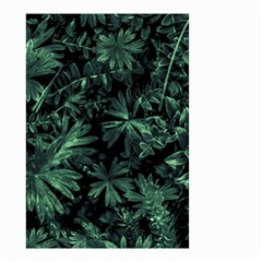 Dark Flora Photo Small Garden Flag (two Sides) by dflcprints