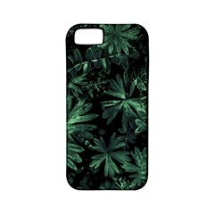 Dark Flora Photo Apple Iphone 5 Classic Hardshell Case (pc+silicone) by dflcprints