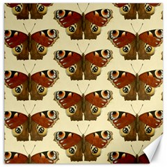 Butterfly Butterflies Insects Canvas 12  X 12   by Amaryn4rt