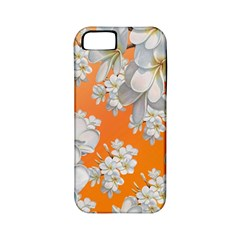 Flowers Background Backdrop Floral Apple Iphone 5 Classic Hardshell Case (pc+silicone)
