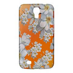 Flowers Background Backdrop Floral Samsung Galaxy Mega 6 3  I9200 Hardshell Case by Amaryn4rt