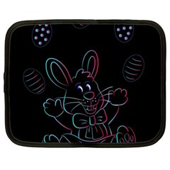 Easter Bunny Hare Rabbit Animal Netbook Case (xl)