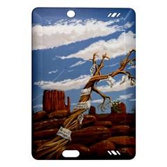 Acrylic Paint Paint Art Modern Art Amazon Kindle Fire Hd (2013) Hardshell Case by Amaryn4rt