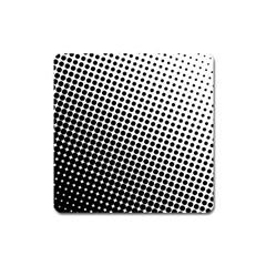 Background Wallpaper Texture Lines Dot Dots Black White Square Magnet