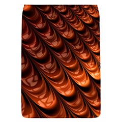 Brown Fractal Mathematics Frax Flap Covers (s)