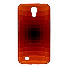 Orange Background Wallpaper Texture Lines Samsung Galaxy Mega 6 3  I9200 Hardshell Case by Amaryn4rt