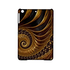 Fractal Spiral Endless Mathematics Ipad Mini 2 Hardshell Cases by Amaryn4rt