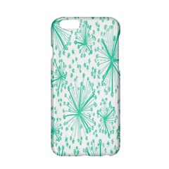 Spring Floral Green Flower Apple Iphone 6/6s Hardshell Case by Alisyart