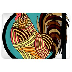 Rooster Poultry Animal Farm Ipad Air 2 Flip by Amaryn4rt