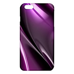 Purple Fractal Mathematics Abstract iPhone 6 Plus/6S Plus TPU Case by Amaryn4rt