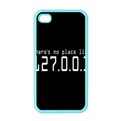 There s No Place Like Number Sign Apple Iphone 4 Case (color) by Alisyart