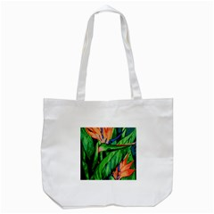 Flowers Art Beautiful Tote Bag (white) by Amaryn4rt