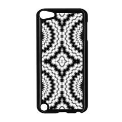 Pattern Tile Seamless Design Apple Ipod Touch 5 Case (black)
