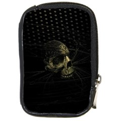 Skull Fantasy Dark Surreal Compact Camera Cases by Amaryn4rt